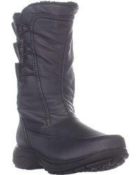 Sporto Dana Mid Calf Winter Boots - Multicolour