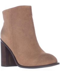 Kelsi Dagger Brooklyn - Huronos Block Heel Ankle Boots - Lyst