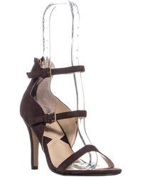 Adrienne Vittadini Georgino Strappy Sandals - Multicolour