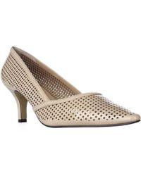 Bella Vita - Willa Ii Perforated Court Shoes - Lyst