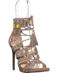 Jessica Simpson - Roona Lace Up Gladiator Sandals - Lyst