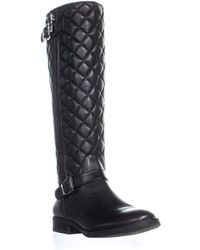 Vince Camuto - Fredrica Flat Knee-high Riding Boots - Lyst
