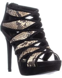 Carlos By Carlos Santana - Strata Dress Sandals - Lyst