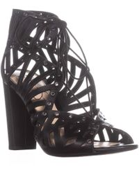 Jessica Simpson - Emagine Lace Up Sandals - Lyst