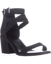 Jessica Simpson - Rayvena Heeled Sandals - Lyst