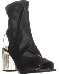 fa871838dec Lyst - Nasty Gal Public Desire Eve Over-the-knee Boot in Black