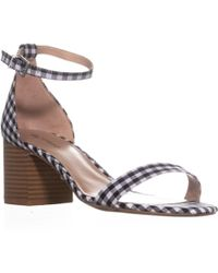 c1761fbc9b0 Lyst - Call It Spring Bosetti Taupe Platform Heeled Sandals in Brown