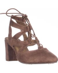 Rialto - Milly Lace-up Pump Heels - Lyst