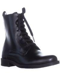 Aerosoles - Push Limits Comfort Combat Boots - Lyst