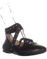 Jessica Simpson - Nariah Studded Ballet Flats - Lyst