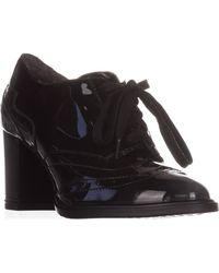 Aerosoles New York City Oxfor Court Shoes - Gray