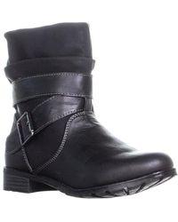 Sporto Tendra Lined Snow Boots - Black