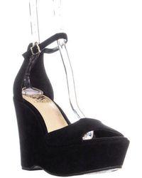 Vince Camuto - Tatchen Ankle Strap Platform Sandal - Lyst