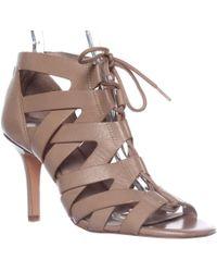 Pour La Victoire Camila Lace-up Gladiator Sandals - Multicolour