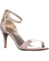 Bandolino - Jeepa Ankle Strap Stiletto Sandals - Lyst