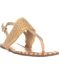 Carlos By Carlos Santana Jayne (beige) Shoes - Natural