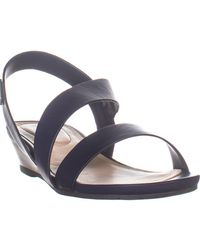 Kenneth Cole - Reaction Great Asymmetrical Sandals - Lyst
