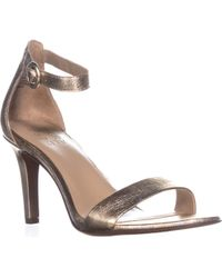 1f3711cbe686 Naturalizer - Kinsley Ankle Strap Sandals - Lyst