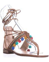 Vince Camuto - Balisa Flat Sandals - Lyst