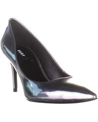 dffc4a4569c DKNY - Letty Pointed Toe Pumps - Lyst
