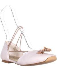Nine West - Zaina Ballet Flats - Lyst