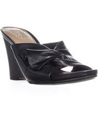 Naturalizer Breanna Slip On Wedge Sandals