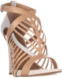 Calvin Klein - Naida Strappy Dress Sandals - Lyst