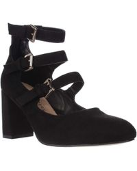 Chinese Laundry Dedra Strappy Mary Jane Court Shoes - Black
