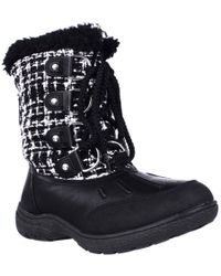 London Fog - Uxbridge Cold Weather Snow Boots - Lyst