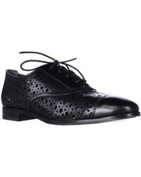 Michael Kors - Michael Sunny Lace-up Perforated Oxfords - Lyst