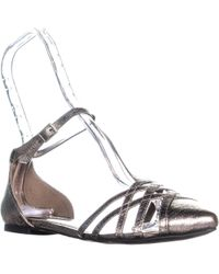 Report Bacall Ankle Strap Sandals - Multicolour