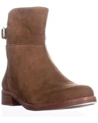 French Connection - Greecia Zip Ankle Booties - Lyst