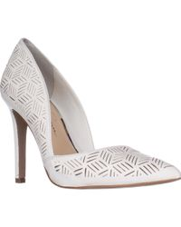 Jessica Simpson - Charie Pointed-toe Dress Court Shoes - Lyst