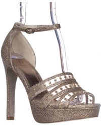 Adrianna Papell - Morgan Platform Dress Sandals - Lyst