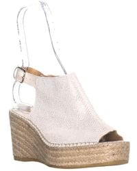 Andre Assous - Lina Wedge Espadrille Sandals - Lyst