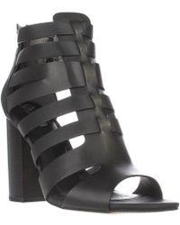 114d6c38cd578 Sam Edelman - Curcis York Strappy Dress Sandals - Black - Lyst