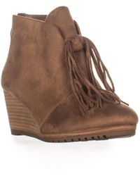 Dr. Scholls Classify Ankle Boots - Brown