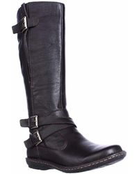 Born - B.o.c. Barbana Multi Strap Riding Boots - Lyst