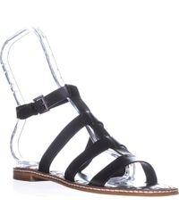 Michael Kors - Michael Fallon Flat Sandal Gladiator Sandals - Lyst