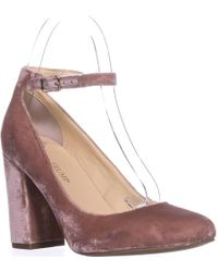 Ivanka Trump Oasia2 Ankle-strap Court Shoes - Pink