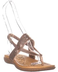 Born Concept Clearwater Flat Sandals - Pink