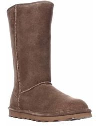 BEARPAW Elle Tall Shearling Lined Water Resistant Winter Boots