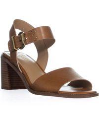 Franco Sarto - Havana Ankle Strap Sandal - Lyst