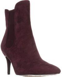 Lauren by Ralph Lauren - Pashia Ankle Boots - Lyst