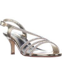 Caparros - Bethany Slingback Dress Sandals - Lyst