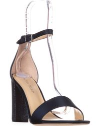 b058a806e38 Ivanka Trump - Emalyn4 Ankle-strap Sandals - Lyst