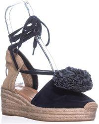 Kate Spade - Lafayette Platform Sandals - Lyst