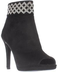 Caparros Electra (black Suede) Boots