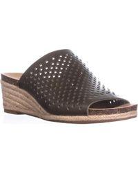 Lucky Brand - Jemya Open Toe Slip On Sandals - Lyst