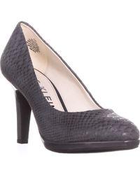 Anne Klein - Lolana Platform Court Shoes - Lyst